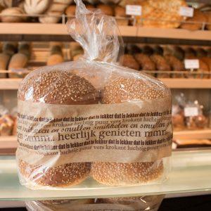 Zacht klein brood